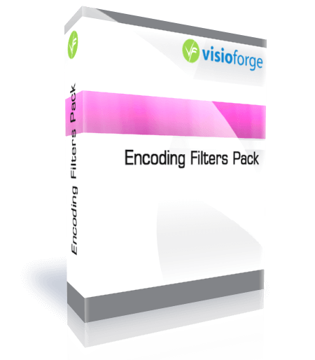 encoding filters pack box