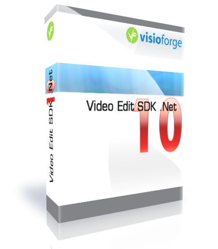 Video Edit SDK .Net box