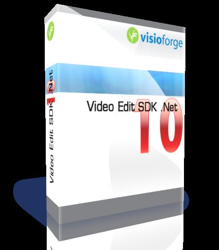 Video Edit SDK .Net box
