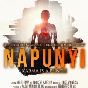 Napunyi Poster