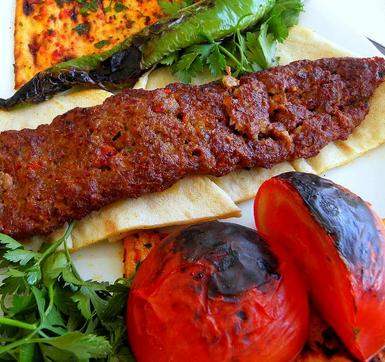 Adana Wrap