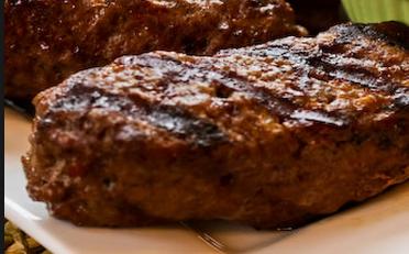 Beef Koobideh Wrap