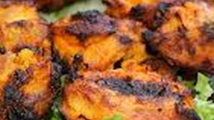 Chicken Tekka