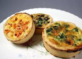 Mini Assorted Quiche (2)