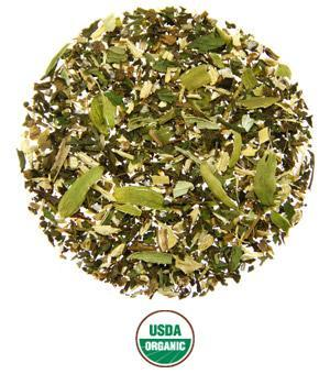 Mystic Mint Organic Caffeine-Free Herbal Blend
