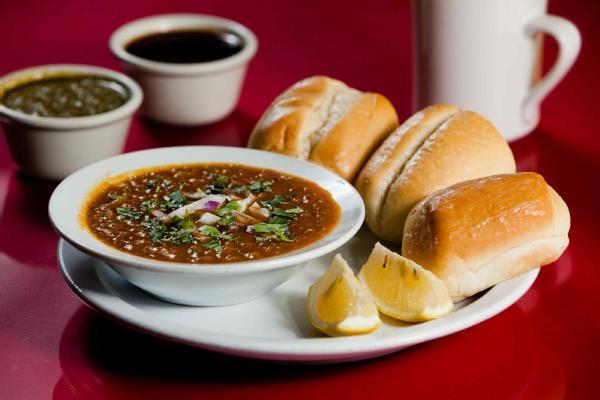 Pav Bhaji Bread