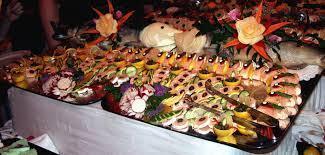 Polynesian Buffet