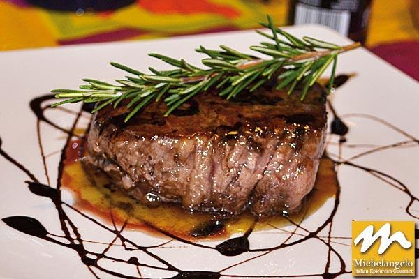 Tenderloin with Balsamic Vinegar