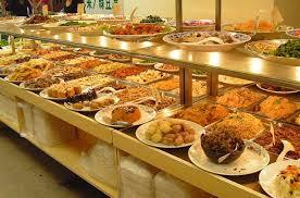 Traditional Hot Buffet