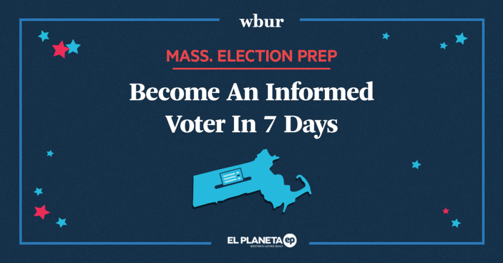 """Sign up for """"Mass. Election Prep"""" to become an informed voter in only 7 days."""