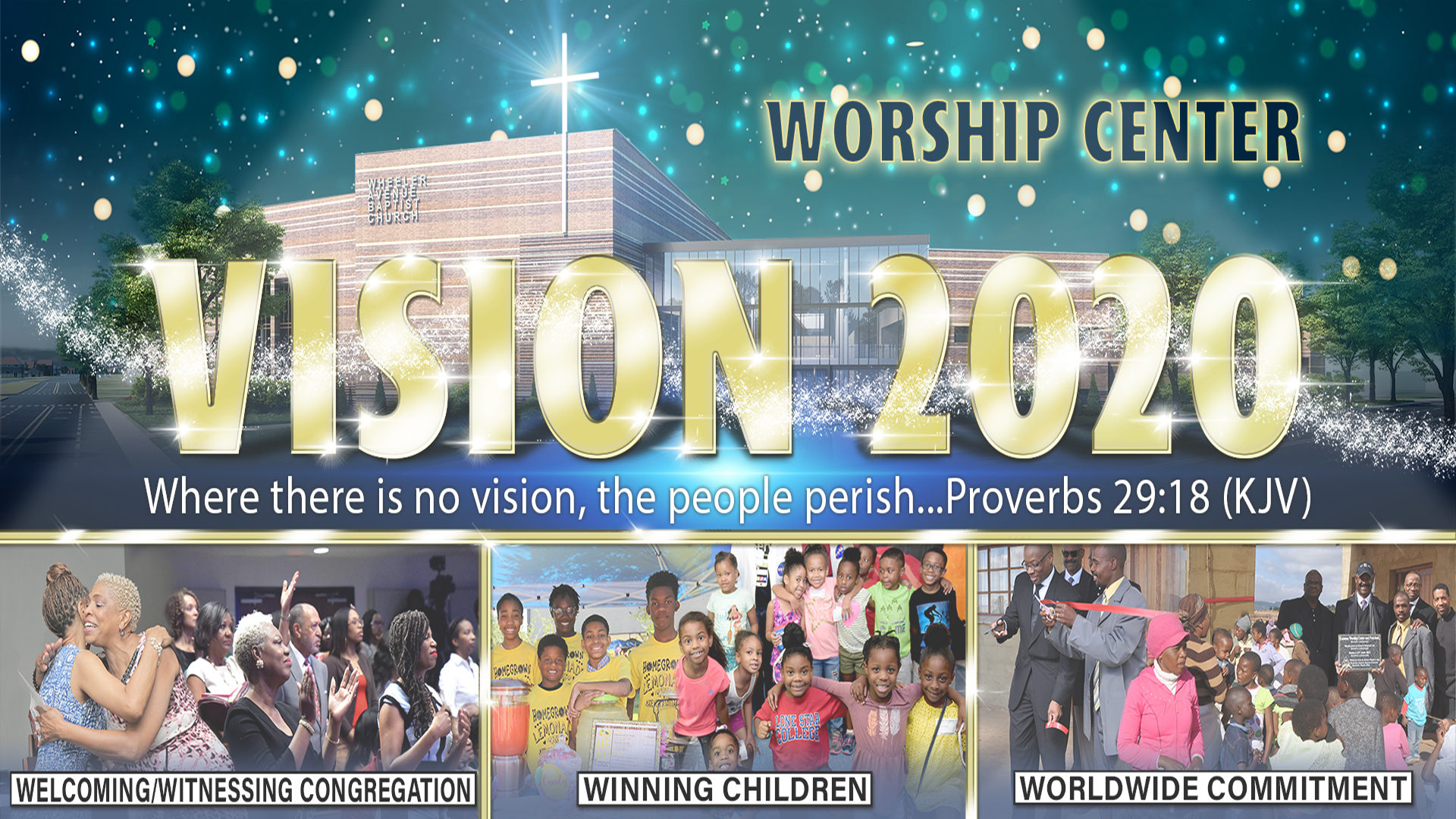 Homepage - Wheeler Ave Baptist Church
