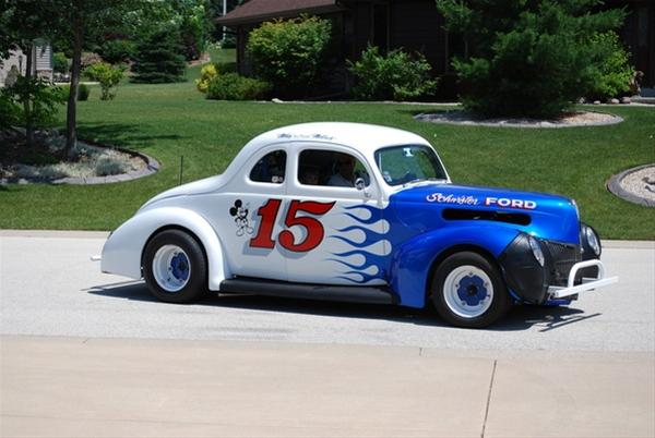 Winning Ride - sussexgarage's Ford Coupe 1940