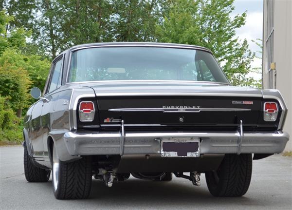 Winning Ride - dogstr's Chevrolet Nova 1963
