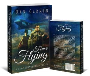 "Win an autographed copy of ""Time Flying"""