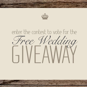 $40,000 Wedding Package Giveaway!