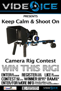 Win this Video Ice Camera Rig valued at $800!