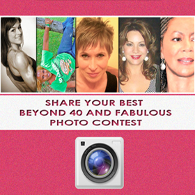 Share Your Best Beyond 40 & Fabulous Photo for a Chance to Win a $150 Gift Card from MAC Cosmetics!