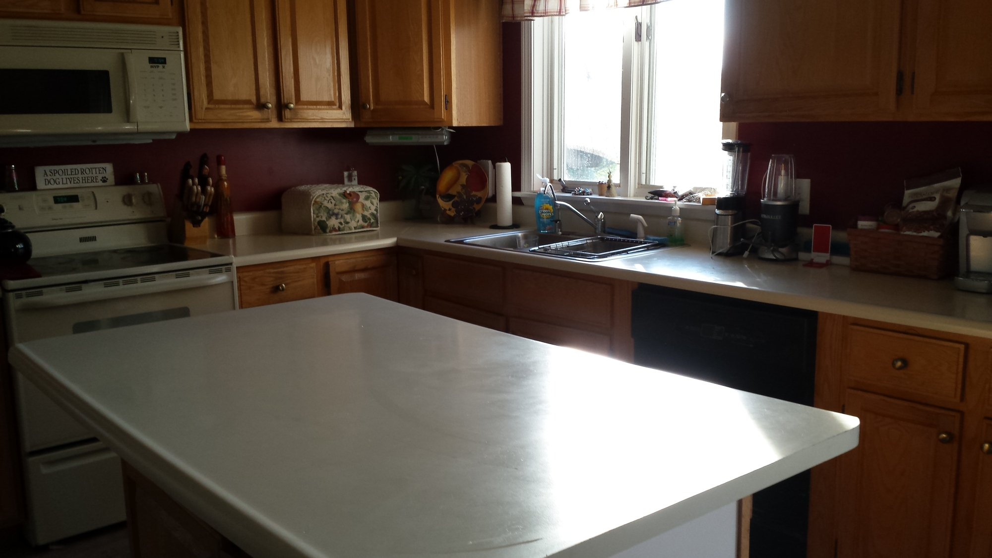 - Rumford Stone Granite Countertop Makeover Contest