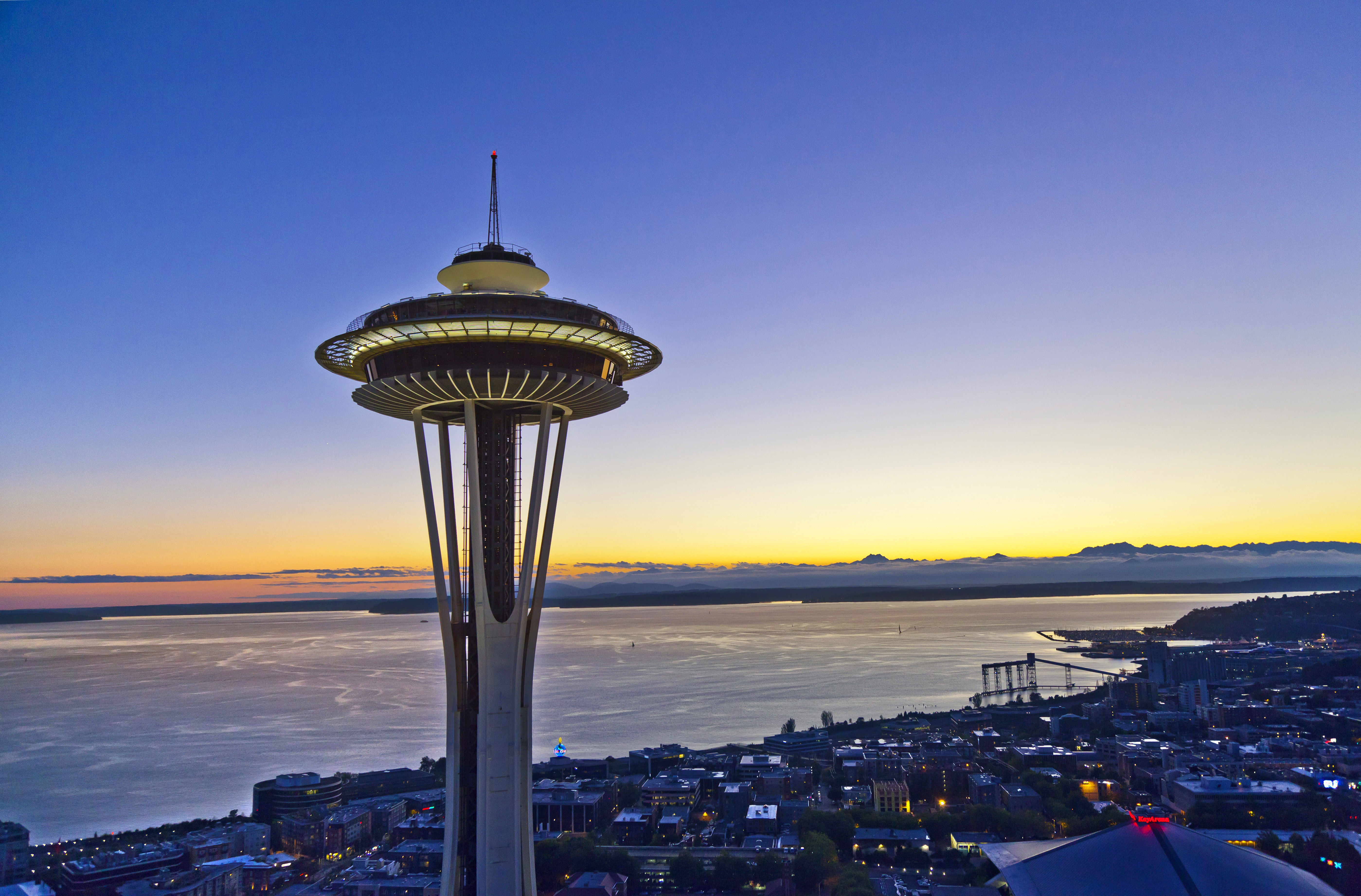 Visit Seattle With Citypass 2015