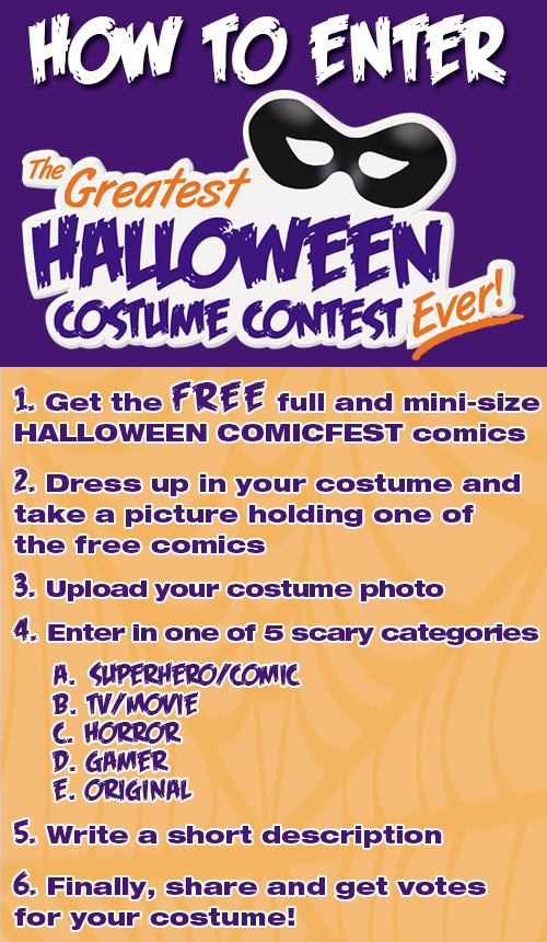 The Greatest Halloween Costume Contest Ever!