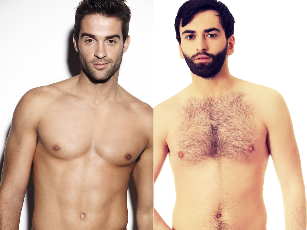 Which is Sexier: Hairless or Hairy