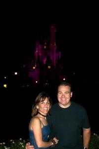 Every princess has a castle.