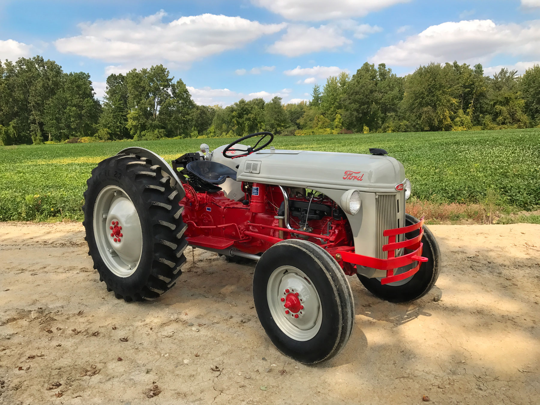 Ford 8N Tractor Sweepstakes