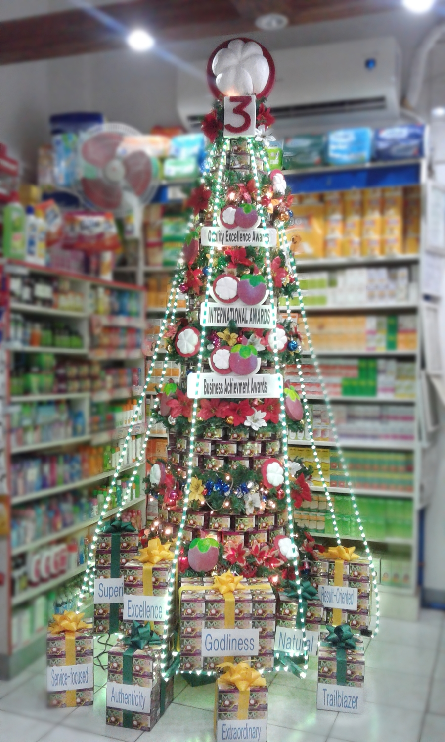 What is the symbolism of a christmas tree image collections christmas tree challenge small medium visayas description mxtraordinary christmas tree is a concerted effort of its buycottarizona