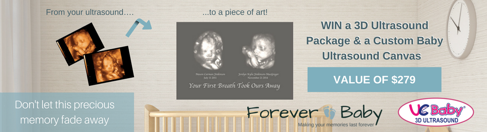 3d ultrasound images in a custom canvas win this special bundle uc baby 3d ultrasound images in custom canvas negle Images