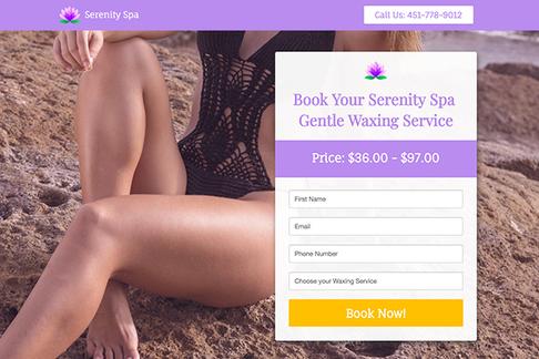 Book a Waxing Treatment