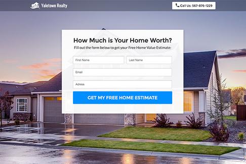 Free Home Estimate