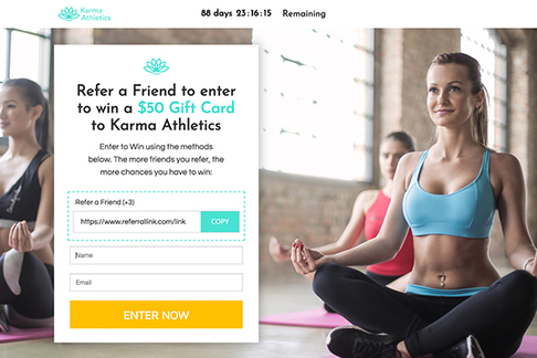 Refer-a-Friend Contest