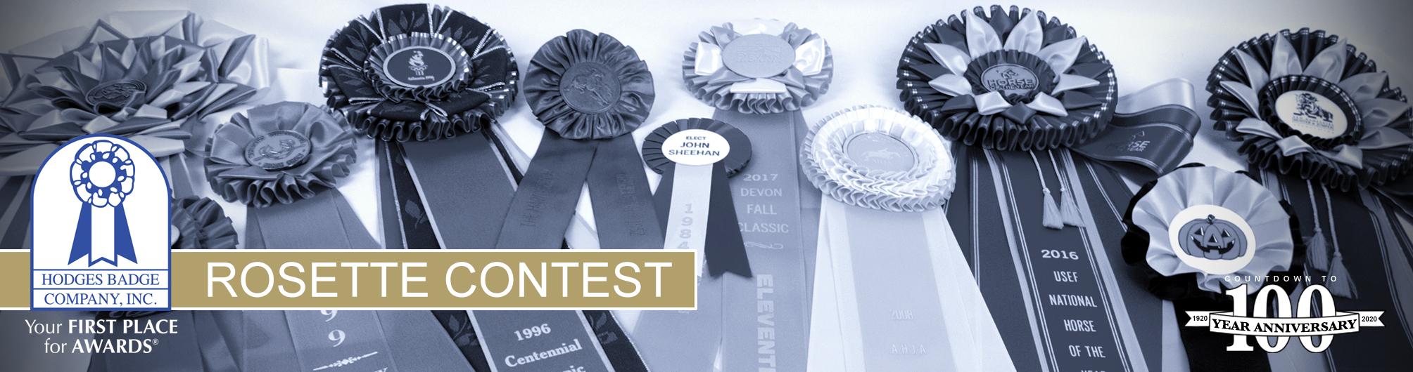 Rosette Contest Form