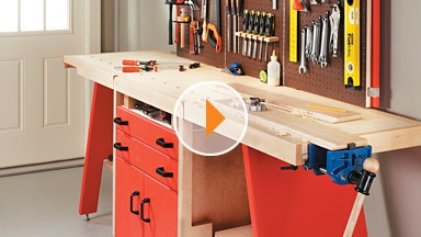 small woodworking shop layout ideas | WoodWorking