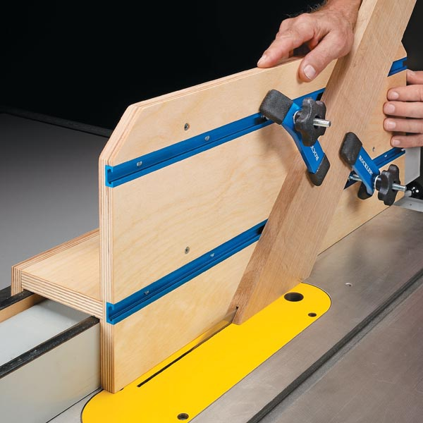 Versatile Table Saw Jig Woodsmith Tips