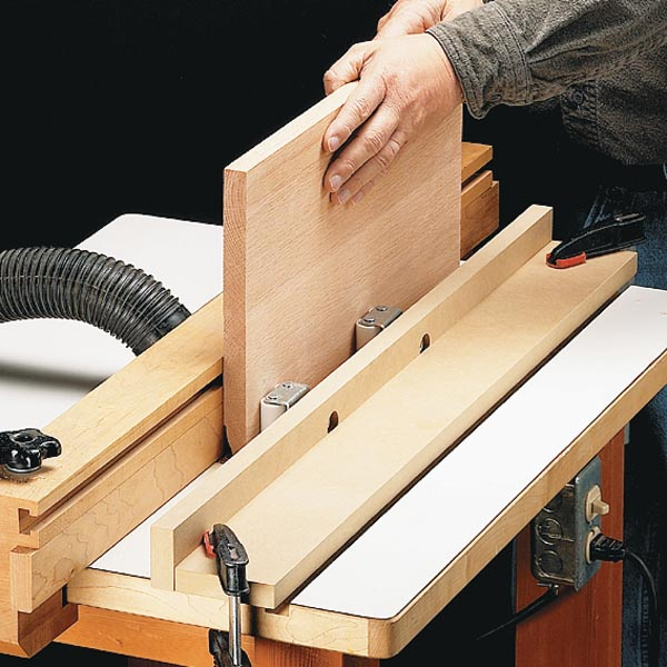 Router table featherboard woodsmith tips greentooth Images