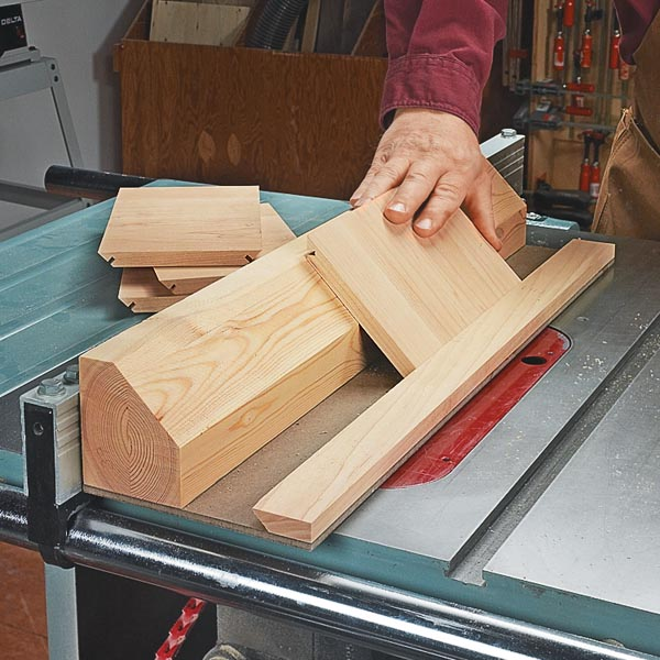 Clever Table Saw Jig Woodsmith Tips