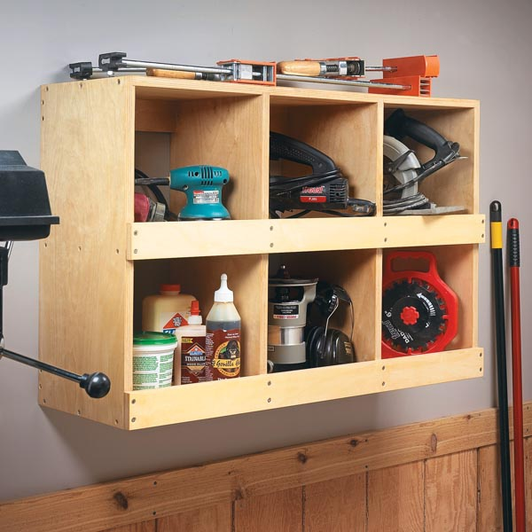 Woodworking Shop Electrical Layout: Quick & Easy Shop Organizer