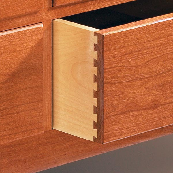 how to use a dovetail jig video