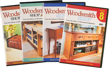 Woodsmith Shop - America's Favorite Woodworking TV Show