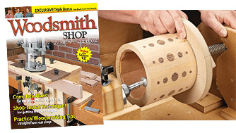 The Woodsmith Shop TV Show Handbook image