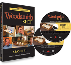 Woodsmith Shop: America's Favorite Woodworking TV Show