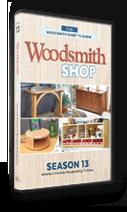 Woodsmith Shop Show Season 13 DVD