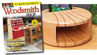 The Woodsmith Shop TV Show handbook Volume 2 image