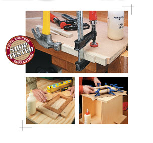 25+ Clamping & Assembly Tips