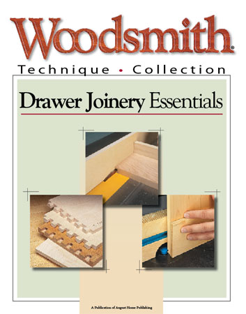 Drawer Joinery Essentials