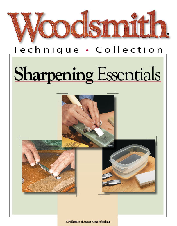 We've broken down three tried-and-true sharpening methods to help you choose the best one for your shop.