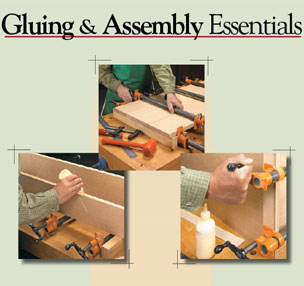 Gluing and Assembly