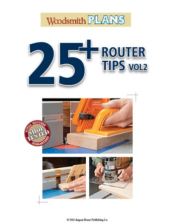 25+ Router Tips Vol. 2