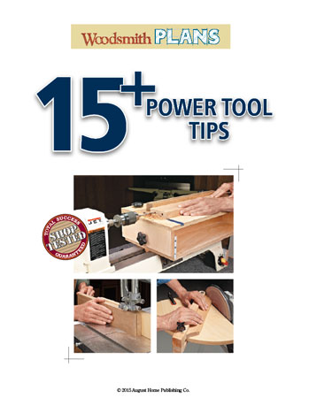 15+ Power Tool Tips
